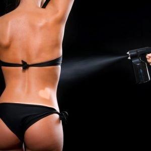 Full Body Spray Tan