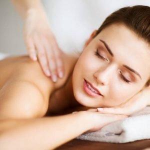Magnesium Oil Massage
